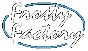 Frosty Factory Logo